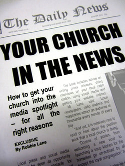 Your Church In The News